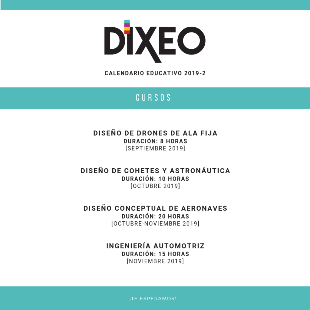 CALENDARIO DE CONTENIDO EDUCATIVO 2019 INSTA