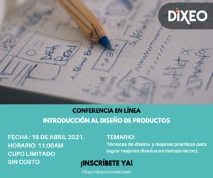 Conferencia Diseño