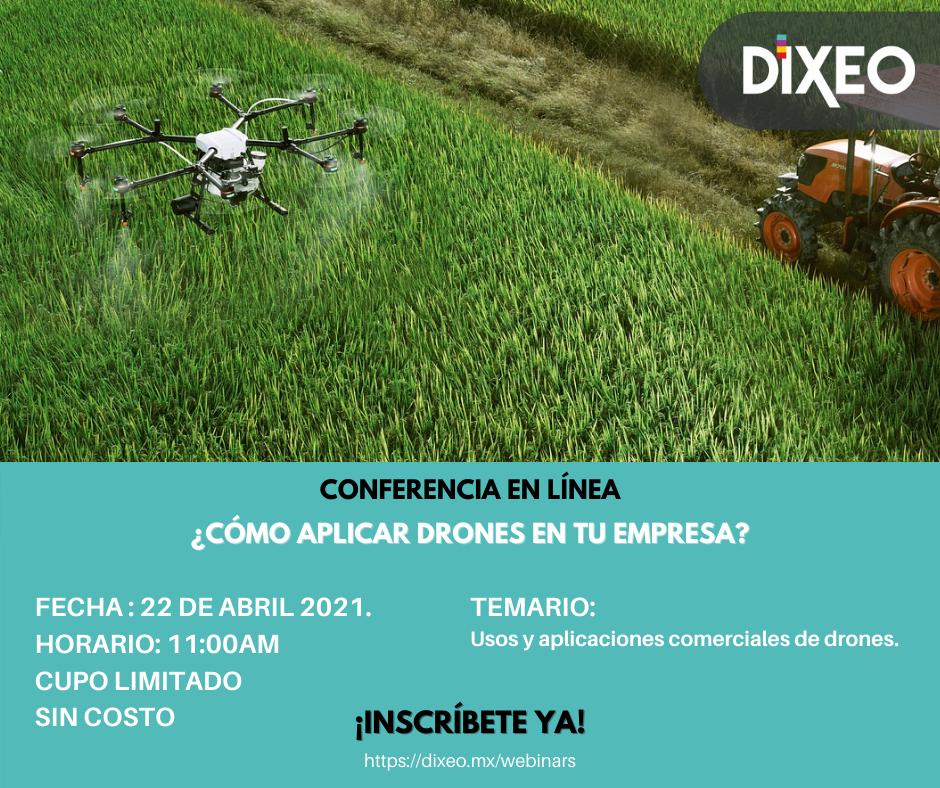 Conferencia Drones